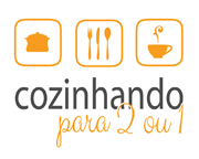 COZINHANDO PARA 2 OU 1