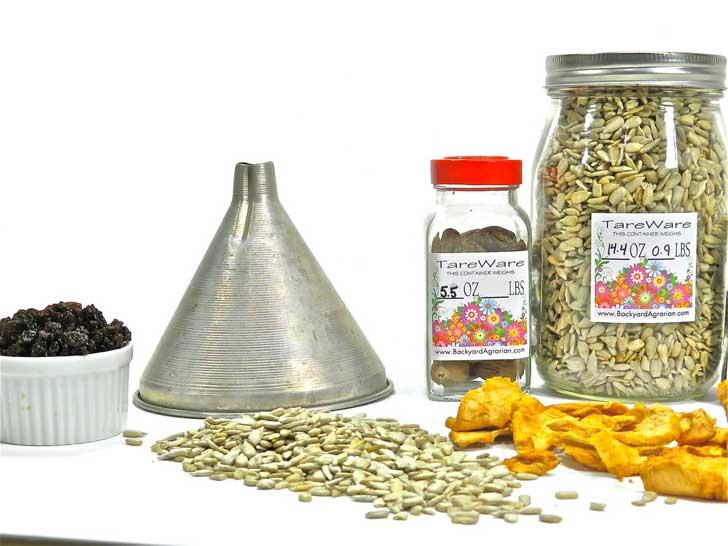 TareWare-unpackaging-bulk-food-label-backyard-agrarian-jars