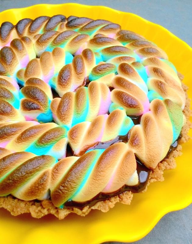 TortaSmoresBiscoitoChocolateMarshmallow_CozinhandoPara2ou1