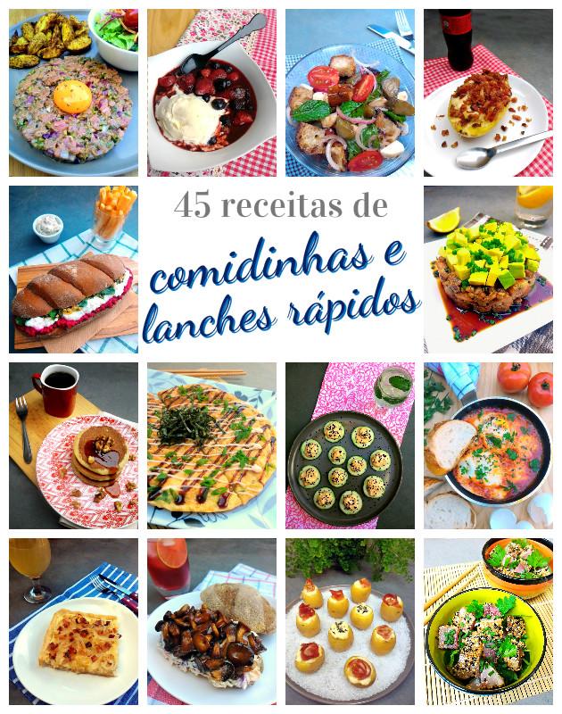 ComidinhasLanchesRapidos_CozinhandoPara2ou1