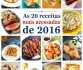 Top 20: as receitas mais acessadas em 2016