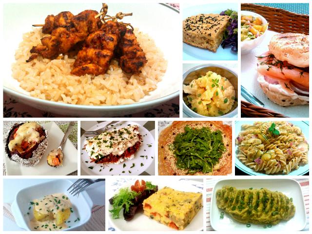 40 Receitas Fáceis E Práticas Para Um Jantar Rápido Cozinhando