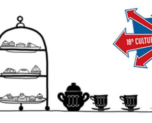 Gastronomia britânica em SP: exposição, bate papo com chefs e feirinha temática