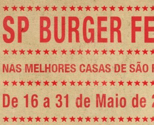 4ª edição da SP Burger Fest: 130 burgers, feirinhas gastronômicas e aulas com chefs