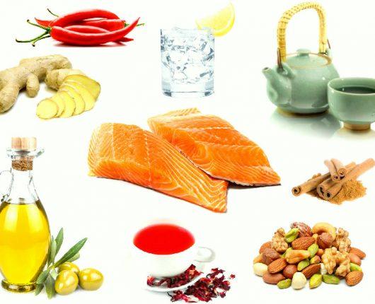 Acelere a queima de calorias com alimentos termogênicos