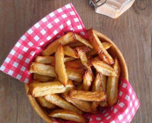 Como fazer batata frita crocante na airfryer