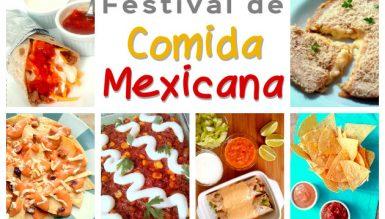 Arriba ai ai ai! Festival de Comida Mexicana