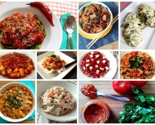 Mais de 30 receitas fáceis e gostosas de macarrão