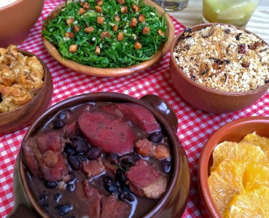 Feijoada simplificada (light)