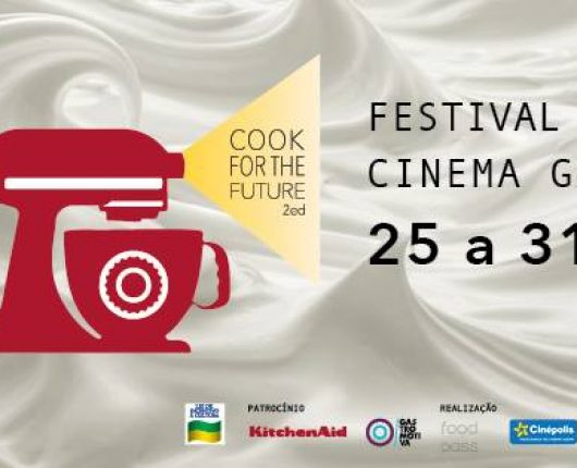 Cinema e gastronomia são ingredientes de festival em SP