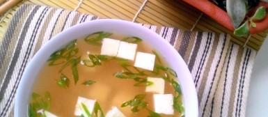 Como fazer missoshiru ou sopa de missô