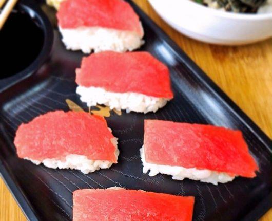 Como fazer niguiri (e uma dica de sushi vegano)