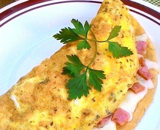 Como fazer uma omelete perfeita