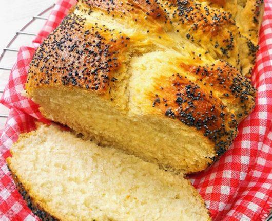 Pão Challah para o World Bread Day 2017