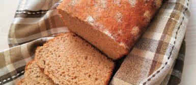 Pão de centeio com cerveja