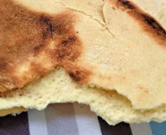 Como fazer pão sírio ou pão árabe (pão pita)