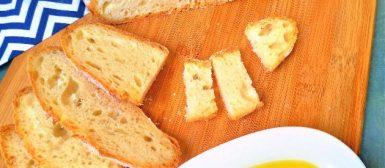Pão das 10 dobras (com fermento biológico seco, sem sova)