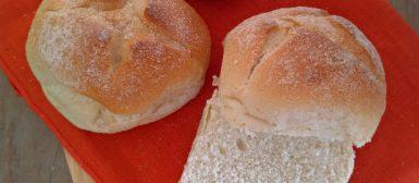 Pão de água para o World Bread Day 2021