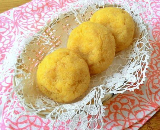 Pãozinho sem glúten de batata ou tubérculos (pão de queijo fake sem lactose)