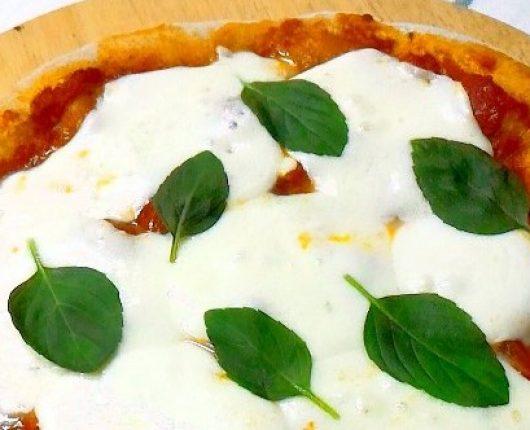 Como fazer pizza tradicional napoletana