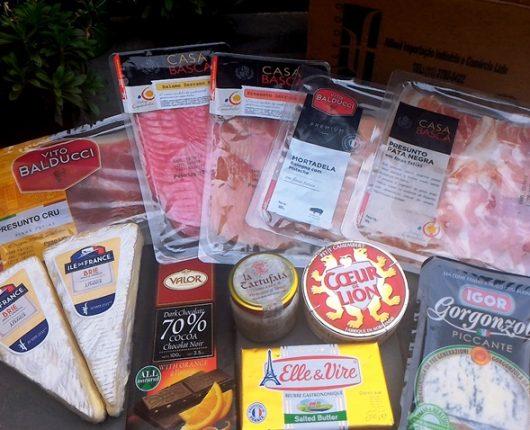 Allfood: queijos, frios e outros importados em qualquer lugar do Brasil
