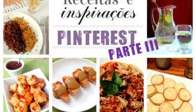 14 receitas lindas e inspirações do Pinterest — parte III