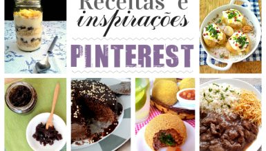 14 receitas lindas e inspirações do Pinterest
