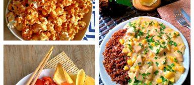40 receitas de comidas rápidas e práticas para as férias