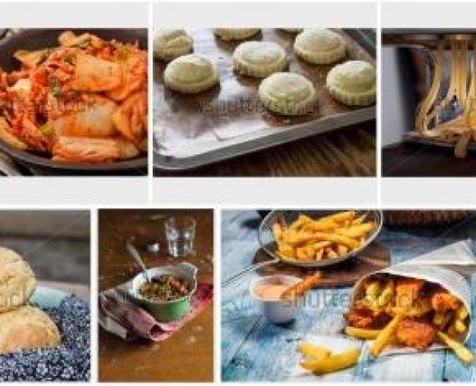 Foto de comida: tendências e referências atuais