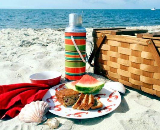 Como se alimentar bem em dias quentes