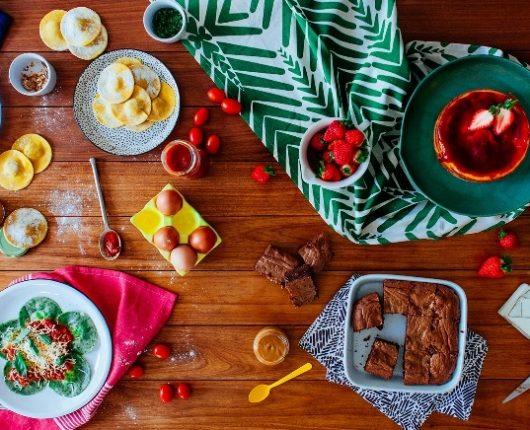Cozinha afetiva: permita-se relembrar receitas com memória