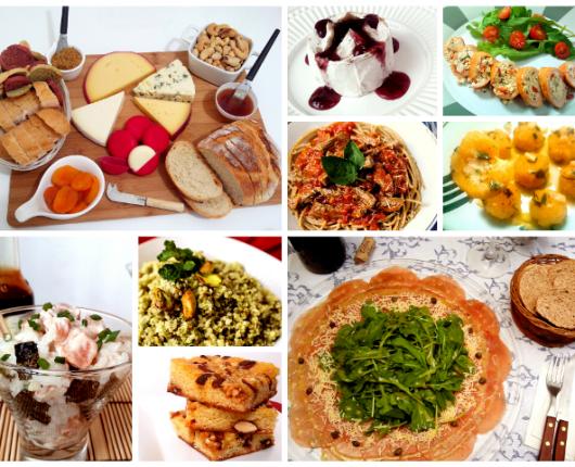 20 receitas fáceis e práticas para um jantar romântico no Dia dos Namorados