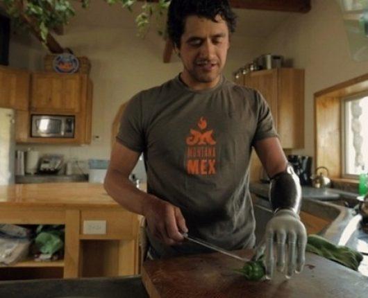 O futuro da culinária com a tecnologia vestível