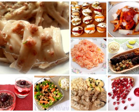 20 receitas fáceis para o almoço de Dia das Mães
