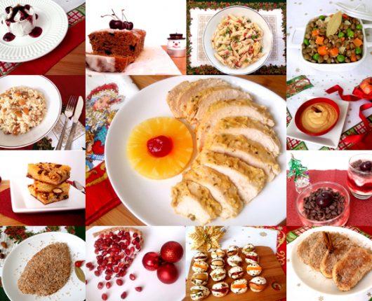 Receitas práticas e fáceis para as ceias das Festas de Fim de Ano