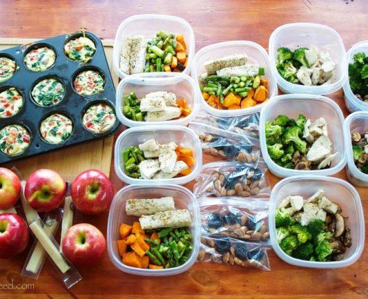 Planejamento alimentar: o segredo para o sucesso