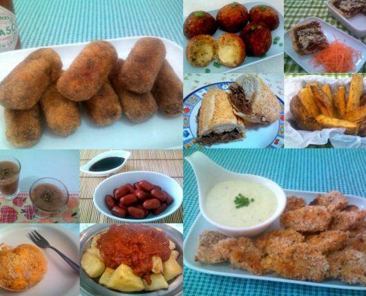 Comida de Boteco: petiscos direto do balcão para a mesa da sua casa