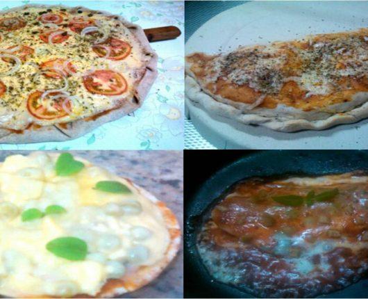 Comemore o Dia da Pizza em casa