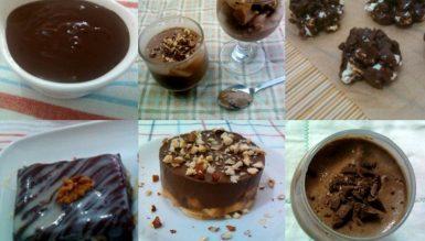 """Mini especial """"Eu <3 Chocolate"""
