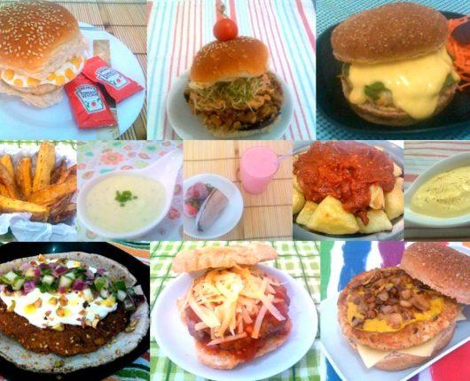 """Mini especial """"Festival de Hambúrgueres"""""""