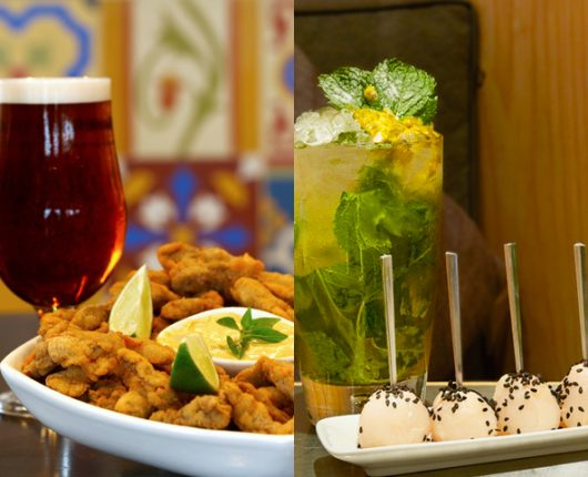 Happy hour em SP com petisco e bebida a R$ 21