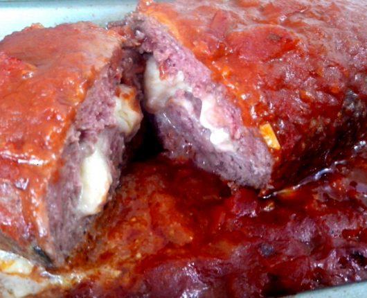 Rocambole de carne (receita de vó)