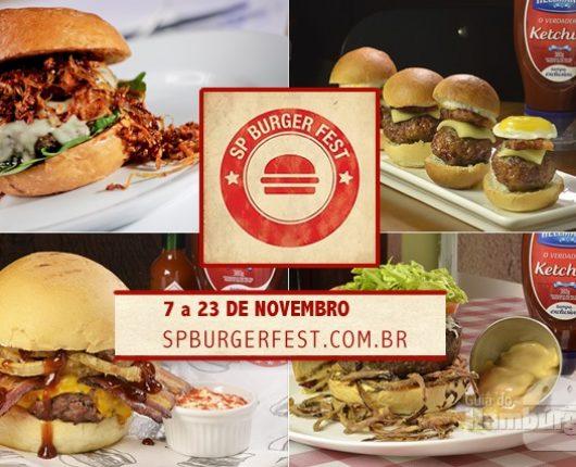 5º SP Burger Fest: sanduíches a partir de R$15, aulas especiais e feirinhas gastronômicas