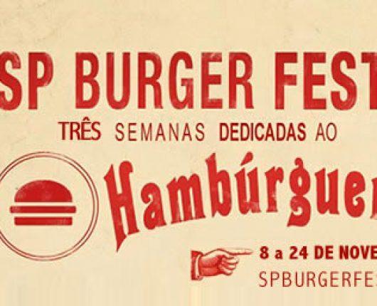 Burgers a partir de R$16, Feirinha Gastronômica e aulas com chefs em SP