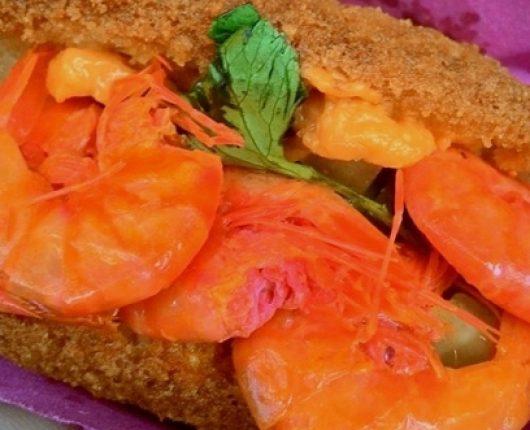 Tabuleiro do Acarajé: delícia baiana com preço honesto