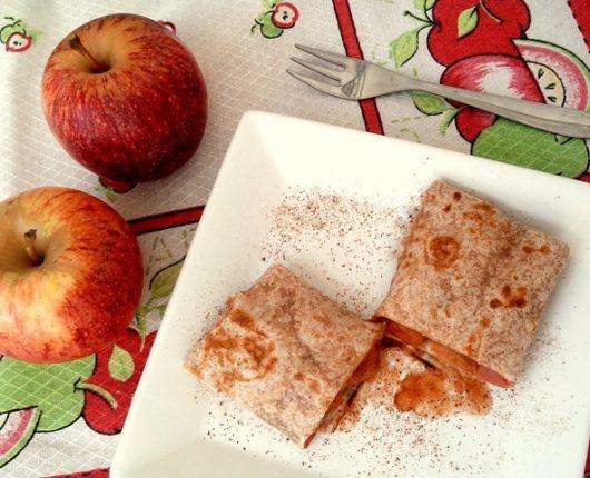 Tortinha de maçã super fácil no Você Bonita