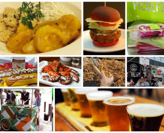 Comidas de chefs e cervejas artesanais na 10ª Virada Cultural