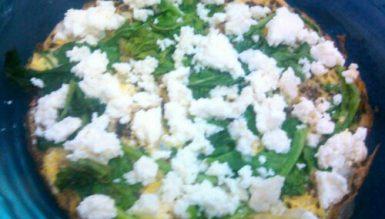 "Ovo ""omelito"" ou ""fritelete"""