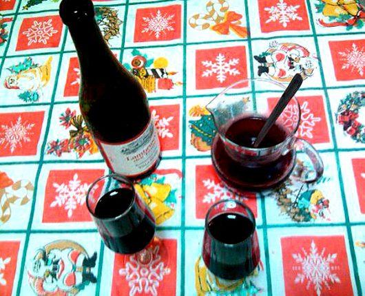 Vinho <strike>quente</strike> refrescante