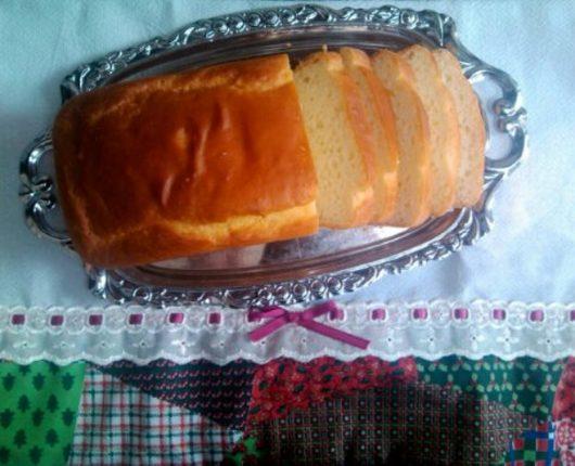 Pão de forma fácil (liquidificador)